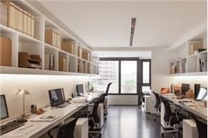 简约办公室装修最好以简约时尚经典为主流
