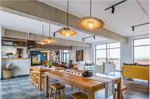 办公室灯光装修设计时需要注意的有哪些,几个角落的灯光要重视
