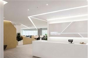 怎样装修办公室才有大空间的视觉效果