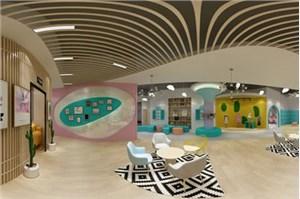 建筑设计公司办公室装修实景图鉴赏,设计未来建筑