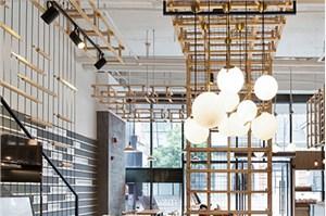 上饶办公室装修设计公司中使用的装饰板材