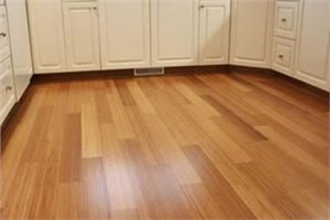 分享木地板日常保养的技巧