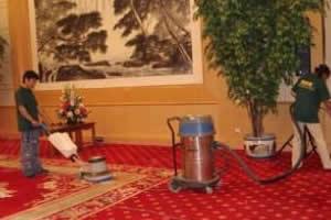办公室中的地毯为什么要经常清洁?