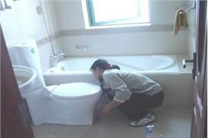 上海家庭日常卫生间的保洁