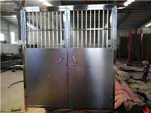 不锈钢防火栅栏门