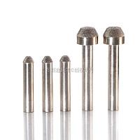 定做异形氮化硼磨棒 直径15毫米6柄80长60度