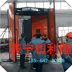矿用减压组合式双向风门