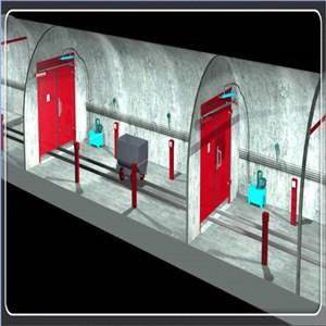 矿用自动风门,井下自动风门,煤矿自动风门