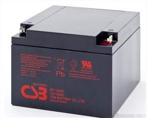 台湾CSB蓄电池GPL12240/12V24AH