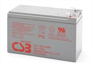 台湾CSB蓄电池GP1272 12V7.2AH报价