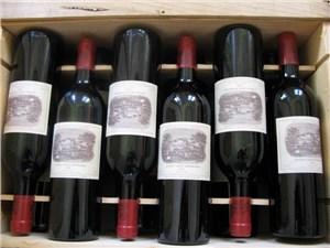 南山哪里回收拉菲红酒