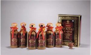 福田回收五十年茅台酒