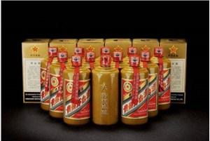 福田回收酱色瓶茅台酒