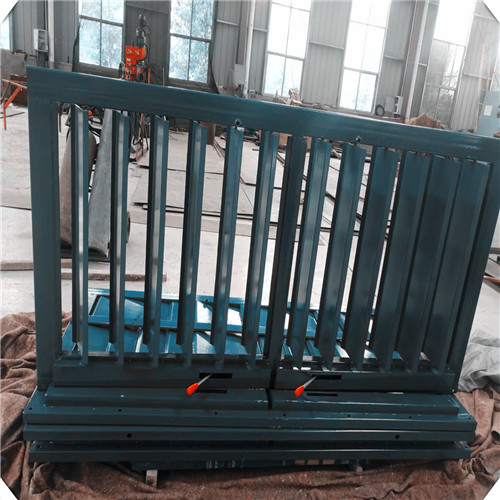 调节风窗防逆流装置