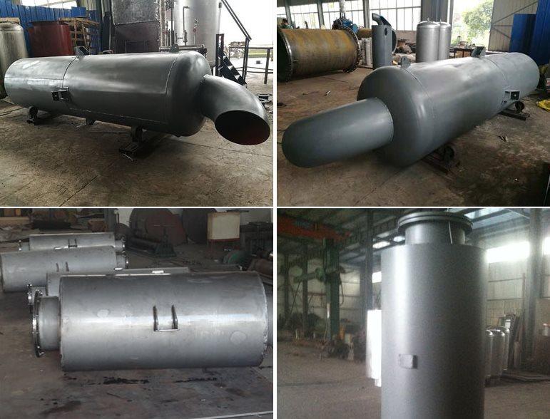 真空泵消聲器,真空泵消音器,真空泵排氣消聲器