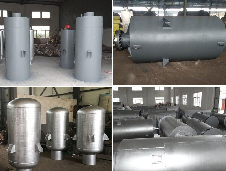鍋爐排汽消聲器
