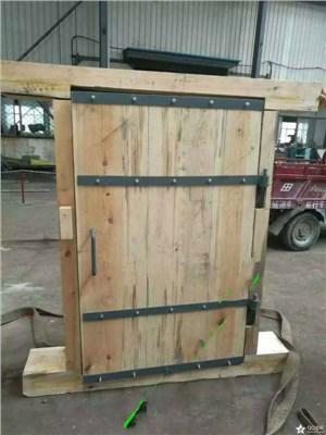 木质风门,木质无压风门