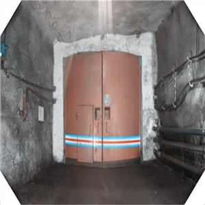 矿用联锁减压风门(煤矿用)减压风门
