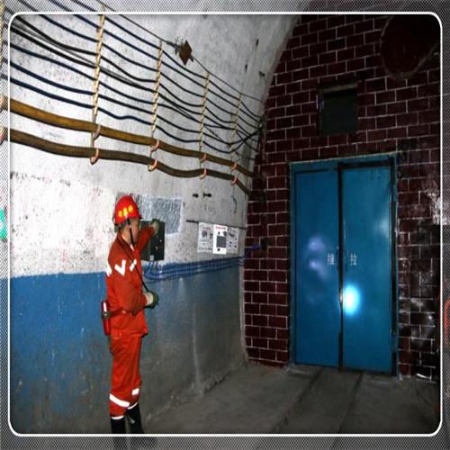 煤矿井下风门应用现状